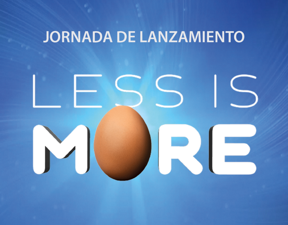 Jornada de lanzamiento Less is More