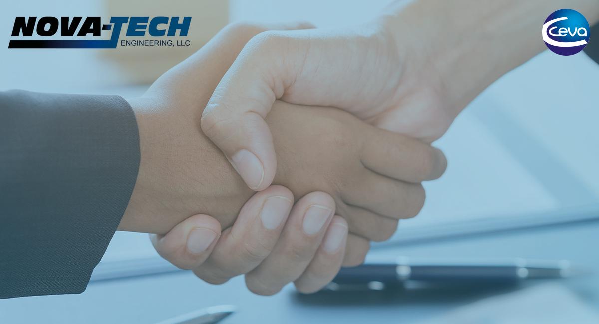 Nova-Tech Engineering y Ceva anuncian una colaboración para mejorar los servicios de salud preventiva en incubación